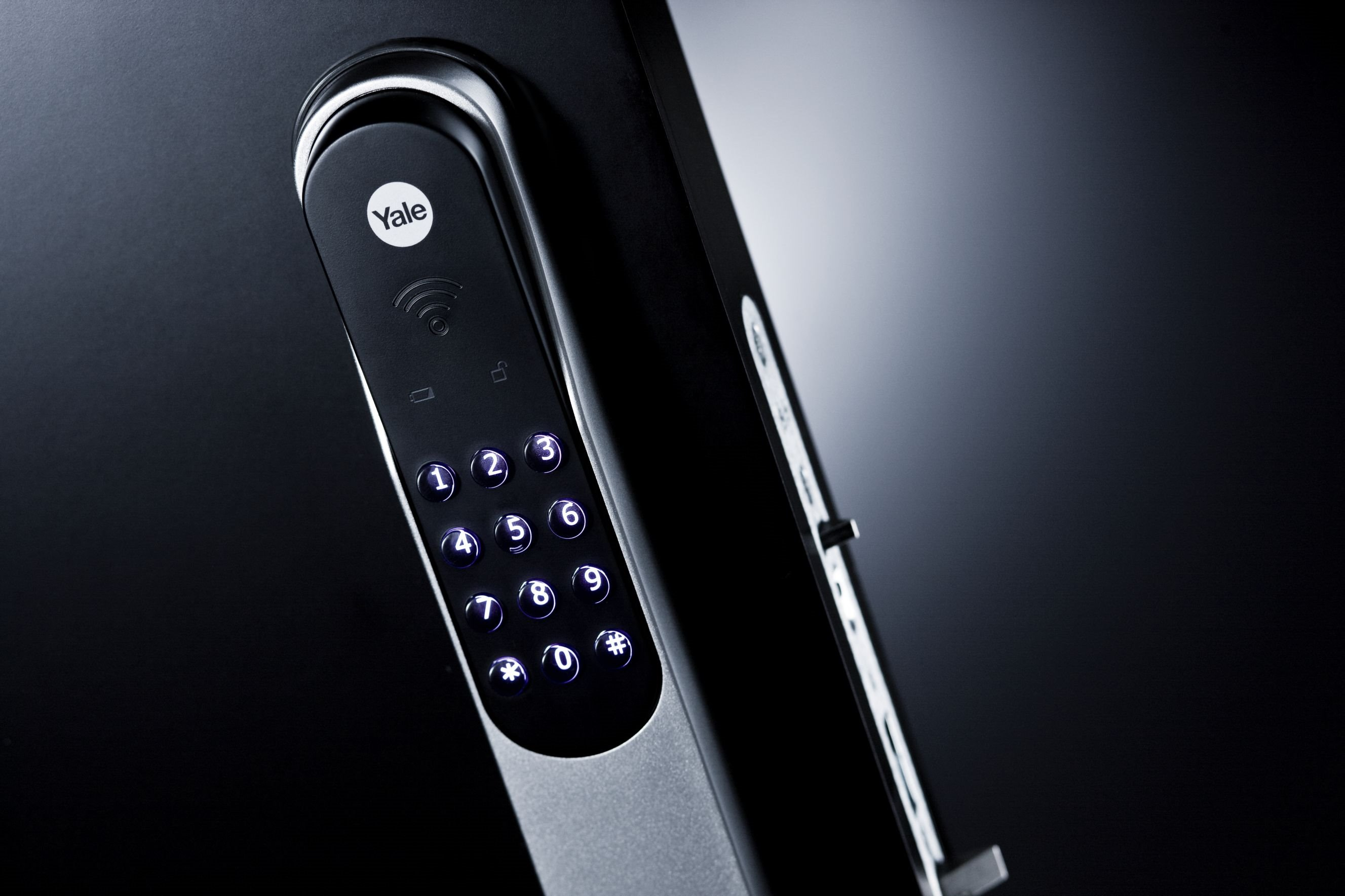 Elektriske lås - Privat